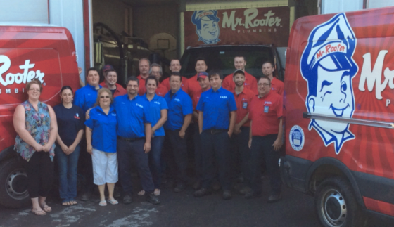 Mr. Rooter Plumbing of Greater Syracuse Team